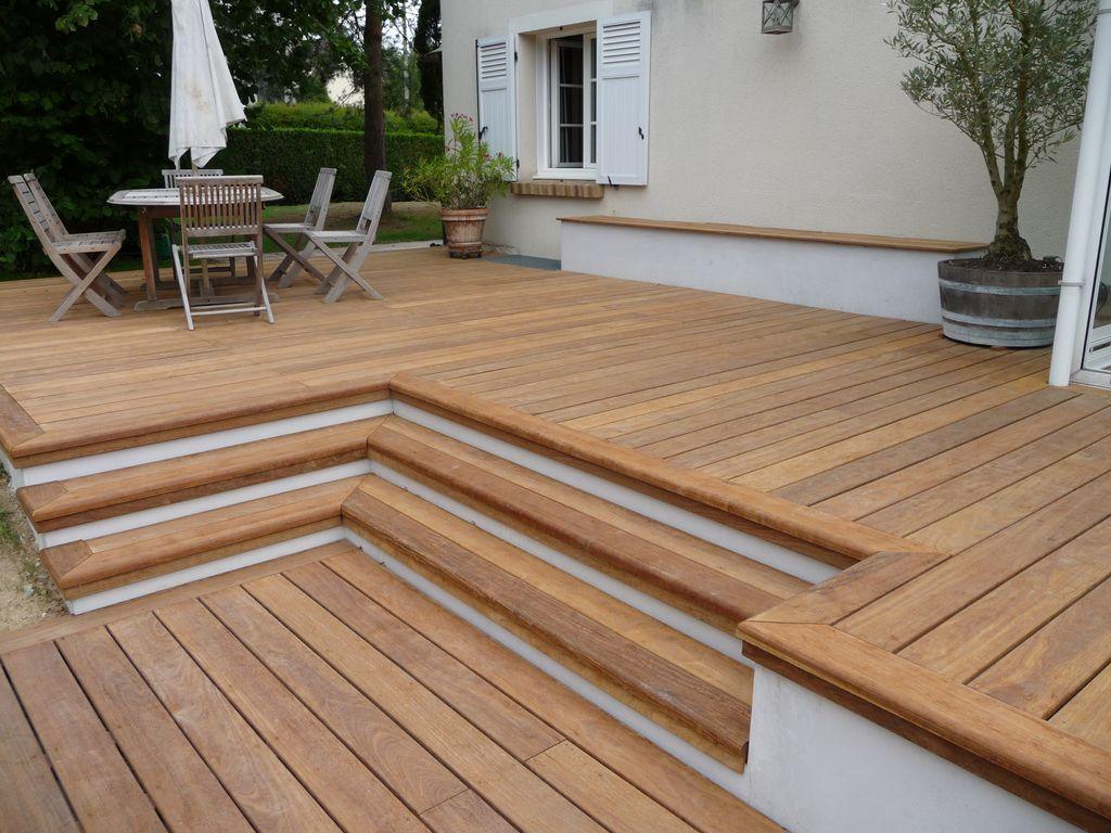 Les diff rents type de supports pour vos terrasses for On the terrasse